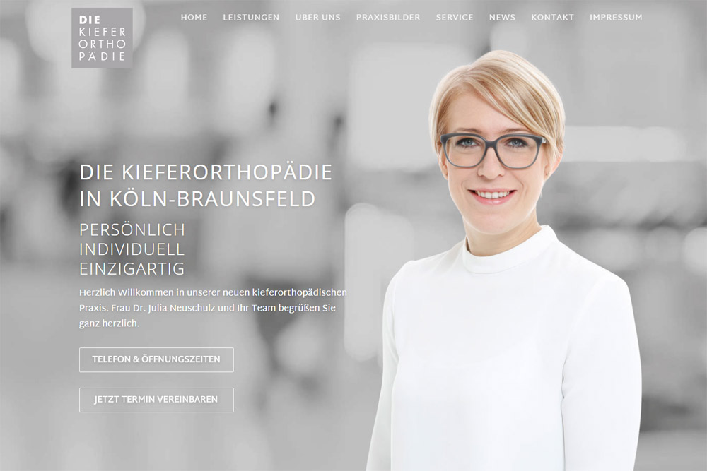 Die Kieferorthopädie Köln Braunsfeld
