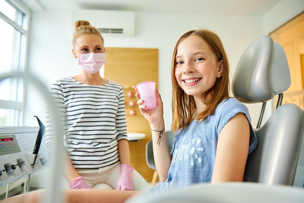 Kinderfrühbehandlung Kieferorthopädie